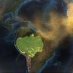 Arenas del Sahara son útiles para fertilizar las selvas de América del Sur.
