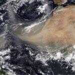 La próxima semana podríamos tener sobre nosotros el polvo del desierto del Sahara.