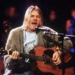 Récord: Guitarra de Kurt Cobain se subasta por 6 millones de dólares.