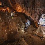 En cueva mexicana se descubre que el hombre llegó a Norteamérica mucho antes de lo pensado.