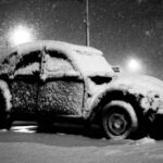 Frío polar extremo congela Tierra de Fuego en Argentina.