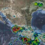 Alerta: Huracán Cristina en Océano Pacífico mexicano.