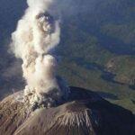 Volcán Copahue: alerta amarilla en el complejo de los Nevados de Chillán, en Chile.
