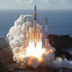 Histórica misión a Marte: con éxito Emiratos Árabes lanza sonda Hope al espacio.
