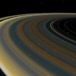 Hoy podrás observar los anillos de Saturno en el cielo.