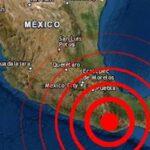 NASA: México se movió medio metro a consecuencia del terremoto en Oaxaca.