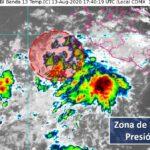 CONAGUA monitorea formaciones ciclónicas en el Pacífico y el Atlántico.