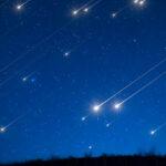 No te pierdas hoy el maravilloso espectáculo de la lluvia de estrellas.