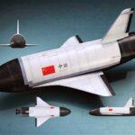 Nave reutilizable de China retorna a la Tierra después de 2 días en órbita.