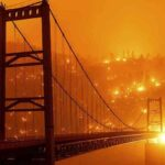 ¡Nos estamos acabando el planeta! Continúan los voraces incendios forestales en EE.UU.