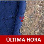 Inicia septiembre con terremoto de magnitud 6.8 en Chile.