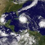 Fuerte actividad ciclónica en el Océano Atlántico: huracán Paulette se dirige a Bermudas.