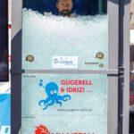 Frío al extremo: un austriaco bate record de permanencia en el hielo.