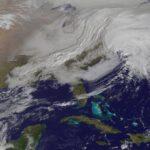 Frente Frío No. 4 causará inestabilidad climatológica en gran parte del territorio mexicano.