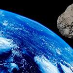 Cinco asteroides pasarán cerca de la Tierra en un solo día.