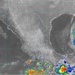 Gamma con trayectoria errática, podría volver a impactar la Península de Yucatán.