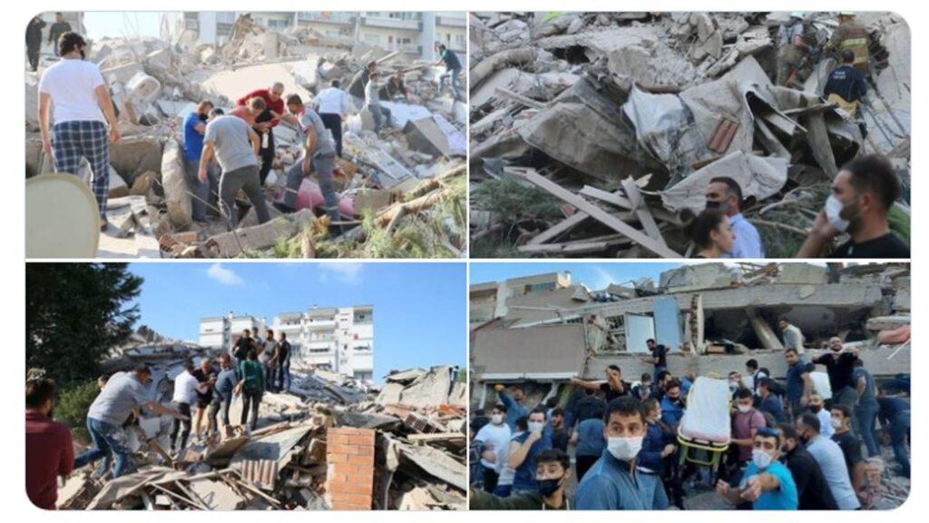 terremoto derrumba edificios