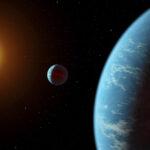 Astrónomos identifican un mundo acuático y habitable a 40 años luz de la Tierra.