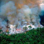 Gobierno de Brasil despliega a la Fuerza Nacional para combatir incendios de El Pantanal.