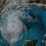 Huracán Delta se intensifica a categoría 3 y se dirige a Estados Unidos.