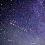 Esta semana podrás observar la lluvia de meteoritos Oriónidas.