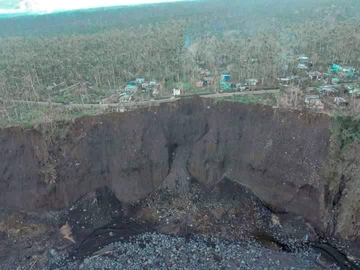 Erosión del suelo