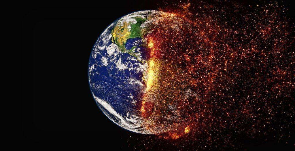 La geoingeniería no detendrá el calentamiento global.