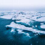El Ártico no se congeló en octubre por primera vez.
