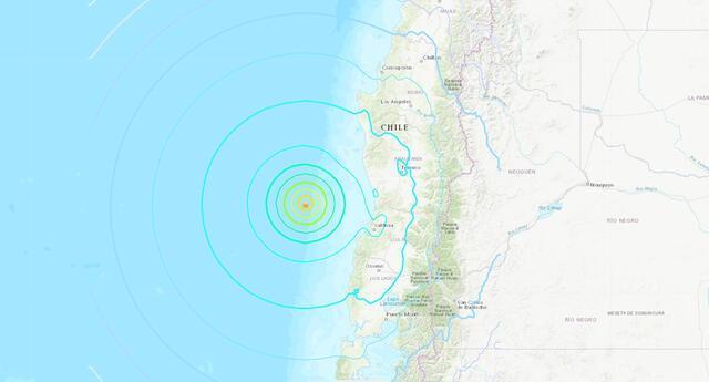 terremoto de gran magnitud