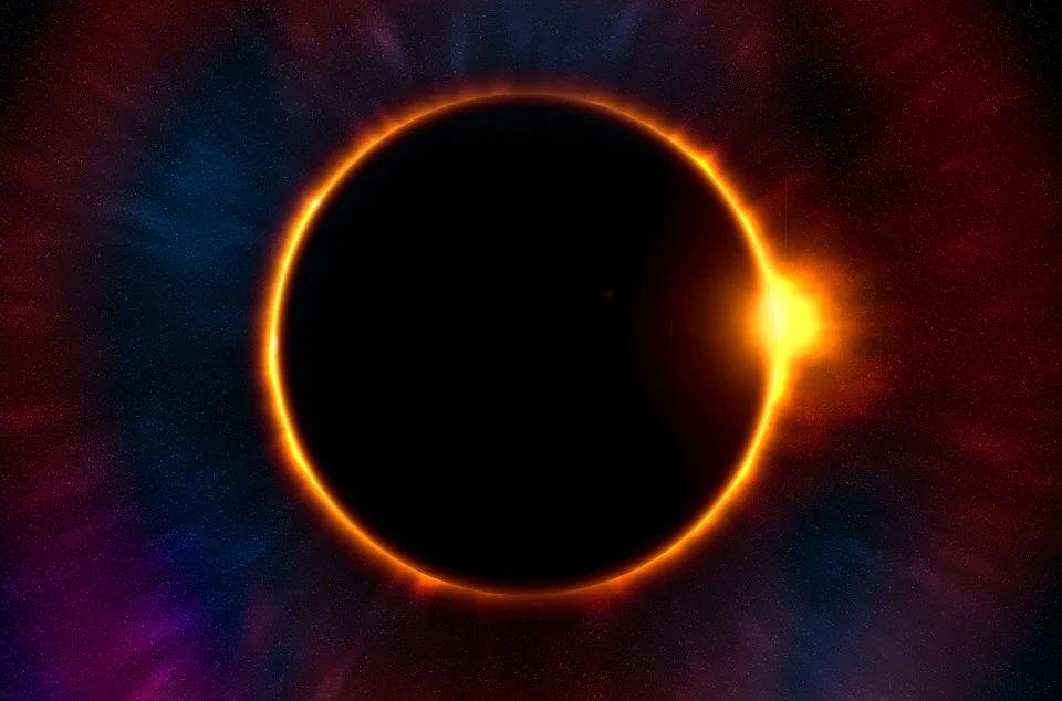 Eclipse total de sol en Sudamérica. Míralo en vivo desde Chile.