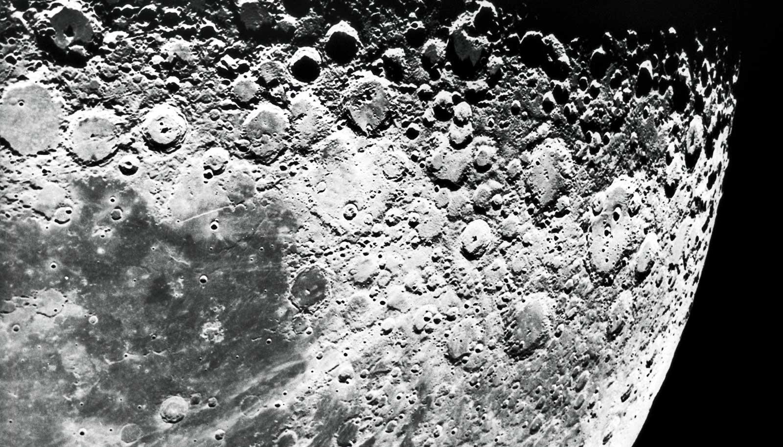La Luna tiene muchos más cráteres de los que pensábamos.