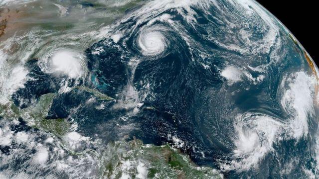 coclones tropicales