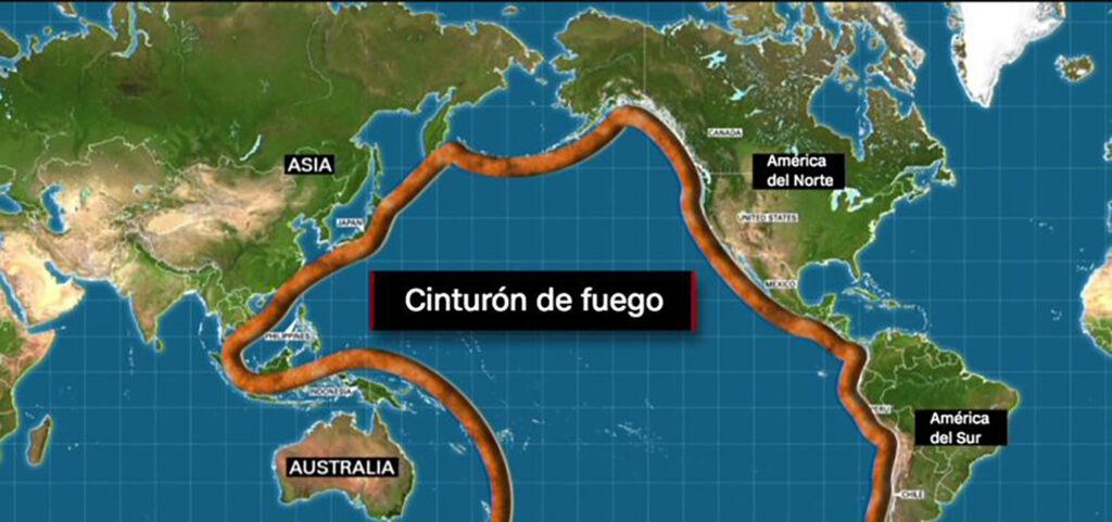 sismo de fuerte magnitud