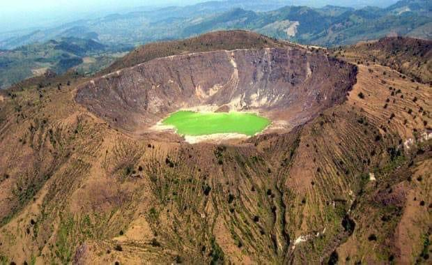 volcán chichonal
