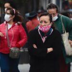 Masa de aire frío polar y quinta tormenta invernal para comenzar 2021.