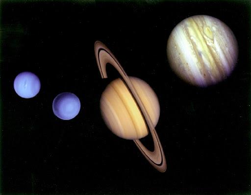 Planeta helado entre Saturno y Urano fue expulsado del sistema solar.