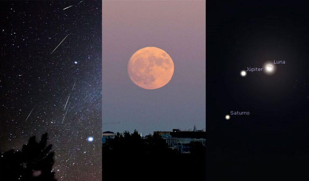 8 eventos astronómicos