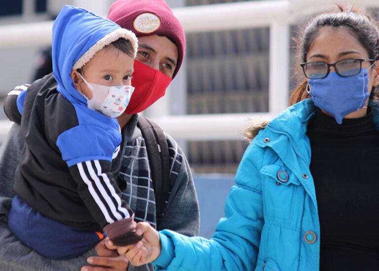 frío en México
