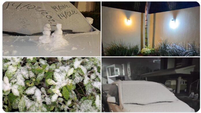 clima invernal