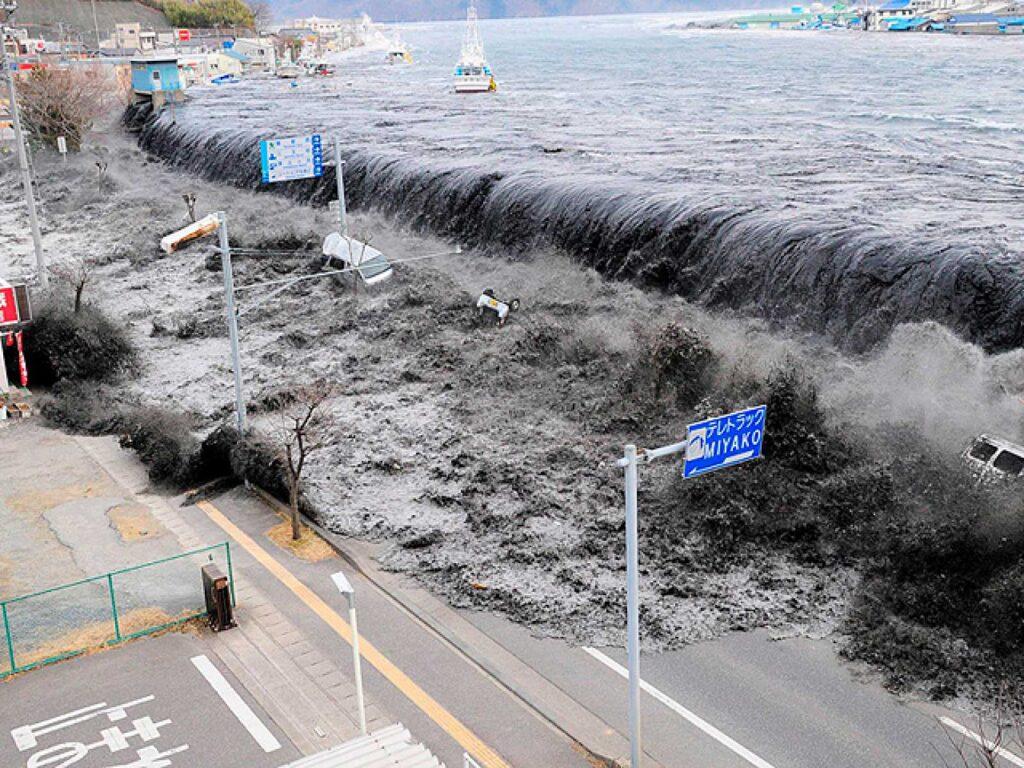 potente terremoto