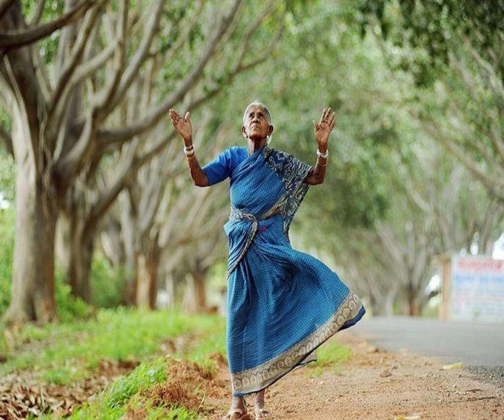 mujer indú