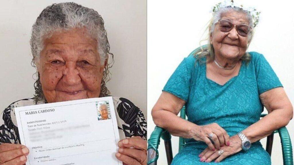 abuela centenaria