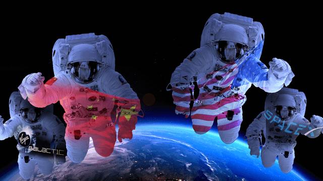 China el próximo gran rival en el espacio para Estados Unidos.