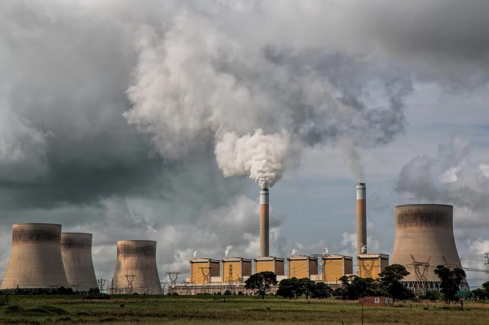 Dióxido de carbono en la atmósfera alcanza su nivel más alto.