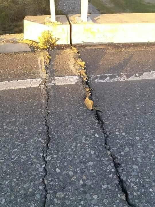 fuerte sismo